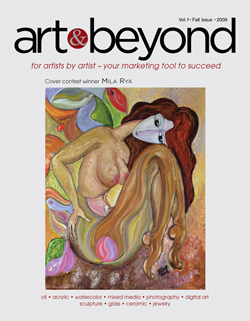 art beyond magazine art beyond publications